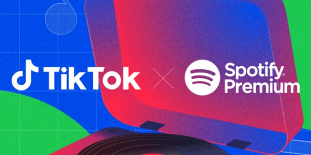 Come ottenere quattro mesi gratis di Spotify Premium con TikTok