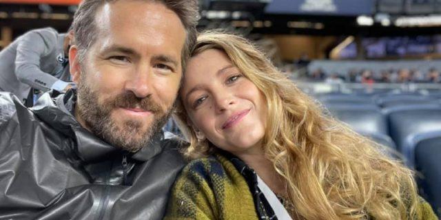 Il dolce racconto di Ryan Reynolds su come è nato l'amore con Blake Lively
