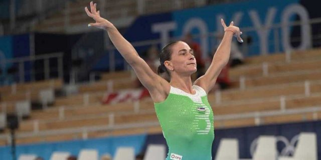 Tokyo 2020, perché per Oksana Chusovitina sono state interrotte le gare di ginnastica artistica