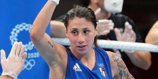 A Tokyo 2020 Irma Testa fa la storia del pugilato femminile italiano