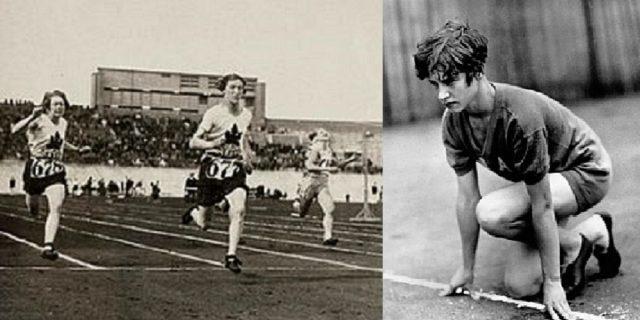 Chi ha vinto la prime gare femminili di atletica leggera alle Olimpiadi?