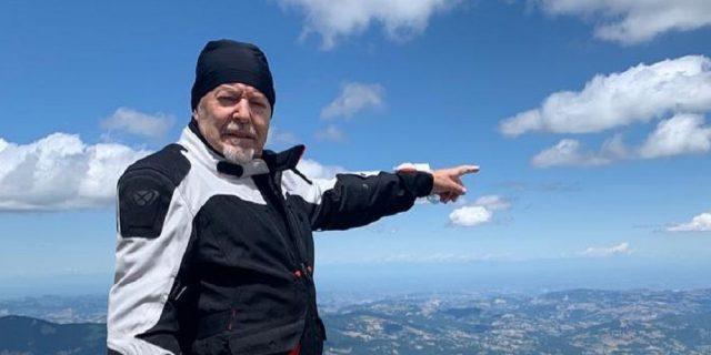 Le commoventi parole di Vasco Rossi per papà Carlino