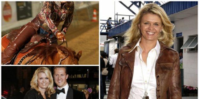 Corinna Betsch: la cavallerizza 'non solo moglie di Schumacher'
