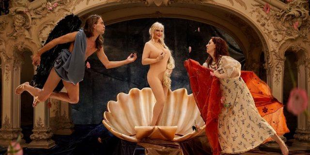 """Perché Pornhub ha dovuto rimuovere alcune opere dall'iniziativa """"Classic Nudes"""""""