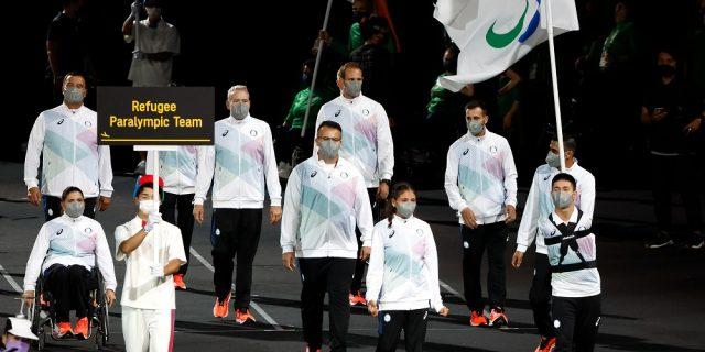 Paralimpiadi: Alia Issa è l'unica donna nella squadra degli atleti rifugiati