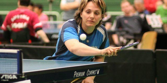 Paralimpiadi: chi è Michela Brunelli, la campionessa del tennistavolo italiano