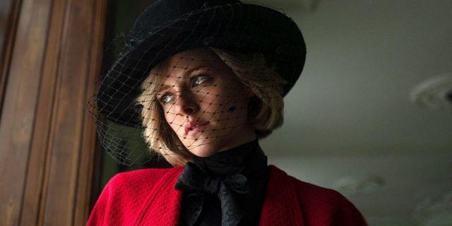 """La struggente locandina di """"Spencer"""", il film su Lady Diana"""