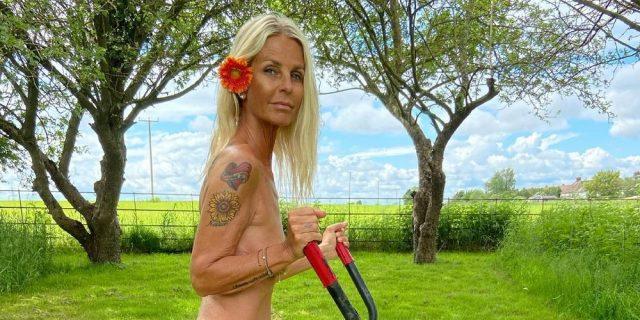 Perché a Ulrika Jonsson non interessa se le sue foto sexy non piacciono ai figli