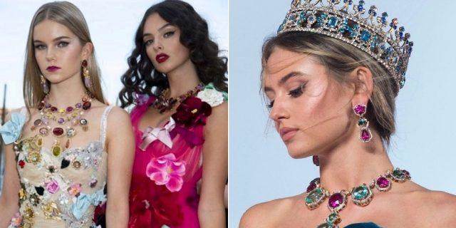 Le figlie delle star brillano di luce propria alla sfilata di Dolce&Gabbana