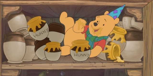 La moneta dedicata a Winnie the Pooh