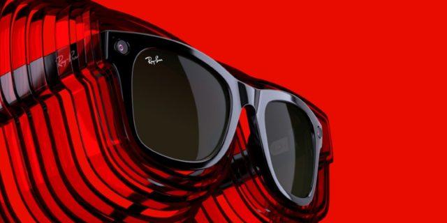 Arrivano gli smart glasses nati dalla collaborazione tra Facebook e Ray-Ban