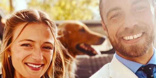 """Le nozze di James Middleton: il fratello di Kate e Pippa ha detto """"sì"""""""