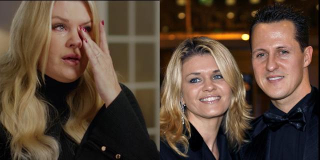 """""""Mi manca ogni giorno"""": Corinna racconta la vita di Schumacher in un film Netflix"""