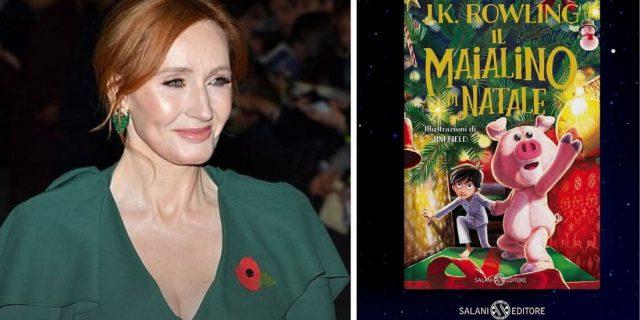 Tutto quello che sappiamo sul nuovo libro per bambini (e non) di J. K. Rowling