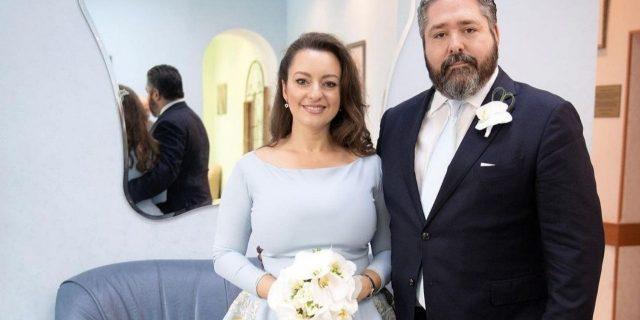 George Mikhailovich, l'ultimo erede degli zar, si sposa con Rebecca Bettarini