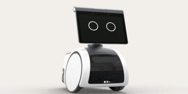 Arriva Astro, il futuristico robot tutto-fare di Amazon