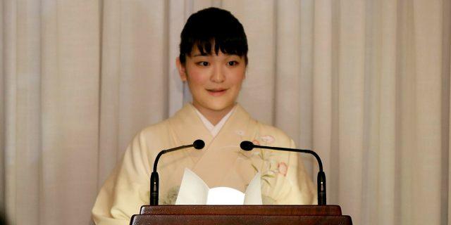 Perché la principessa Mako ha dovuto rinunciare a tutto per sposare l'uomo che ama