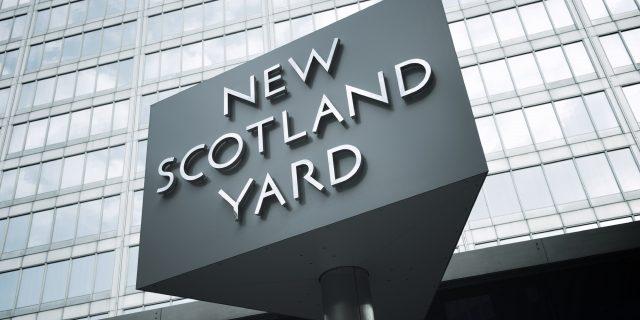 Un altro agente di Scotland Yard è stato arrestato con l'accusa di stupro