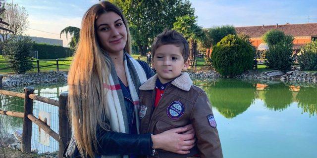 Ritrovato David, il bimbo rapito a Padova: era su un treno con il padre