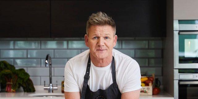"""""""La cucina greca è migliore della cucina italiana"""", parola di Gordon Ramsay"""