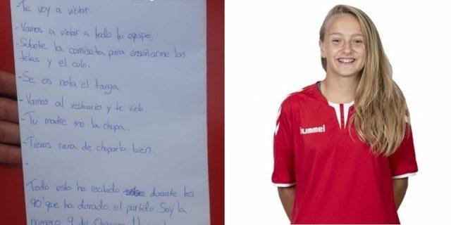 """""""Vengo negli spogliatoi e ti violento"""", sessismo nel calcio femminile spagnolo"""
