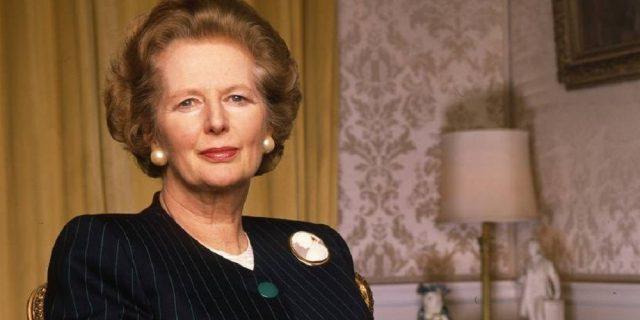 Margaret Thatcher, riformatrice e pioniera (ma non femminista)