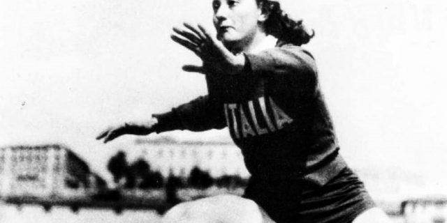 Ondina Valla, la donna che ha cambiato la storia dello sport italiano