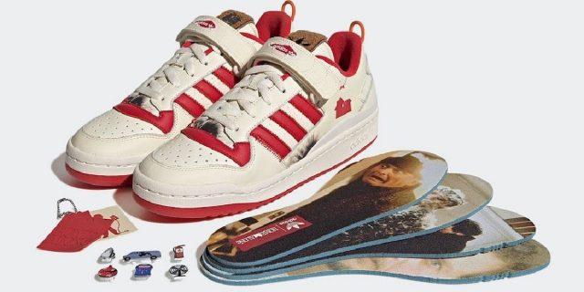 """Adidas, operazione nostalgia: arrivano le sneaker di """"Mamma ho perso l'aereo"""""""