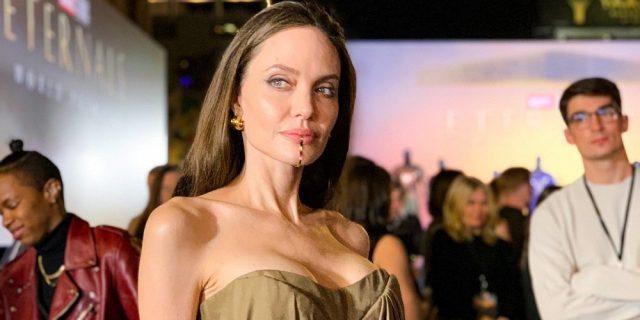 Eternals, i figli di Angelina Jolie svuotano l'armadio di mamma per la première