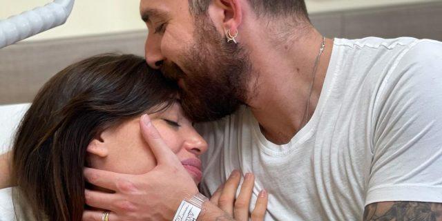 Lorella Boccia è diventata mamma: il dolcissimo scatto con Luce Althea