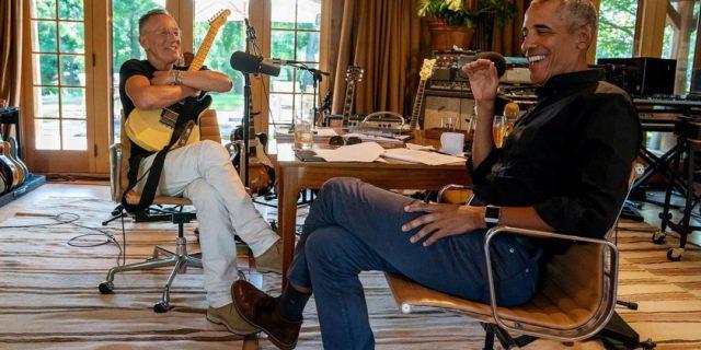 Renegades. Born in the USA: tutto sul libro di Bruce Springsteen e Barack Obama