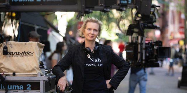 'And Just Like That...', Cynthia Nixon veste (anche) i panni di regista