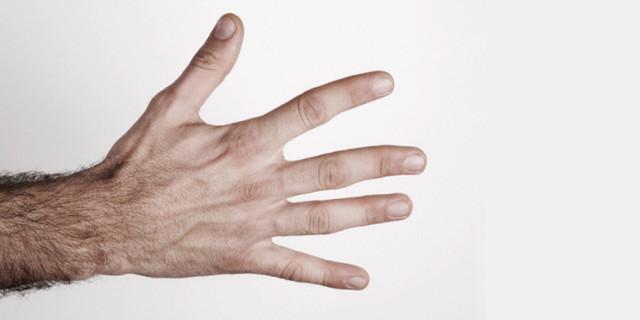 zone erogene uomo le mani