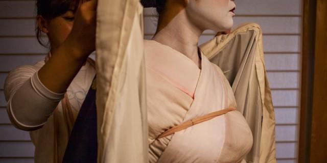 Palline da geisha: un po' di storia