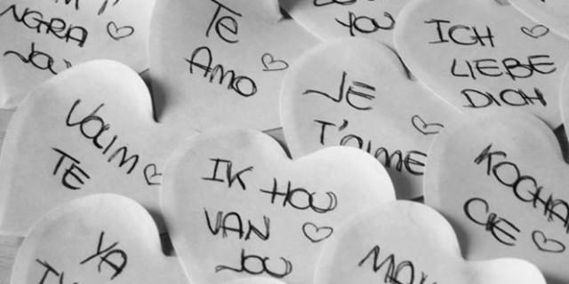 diciamo ti amo