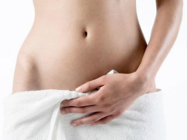 gonfiore e dolore del perineo