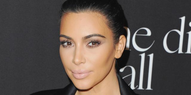 kim kardashian perso verginità