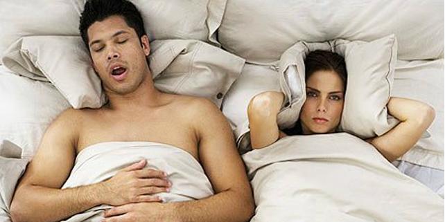 non dormire bene insieme