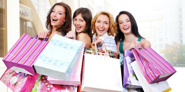 shopping con le amiche o col fidanzato?