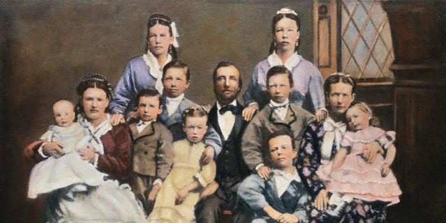 poligamia storia