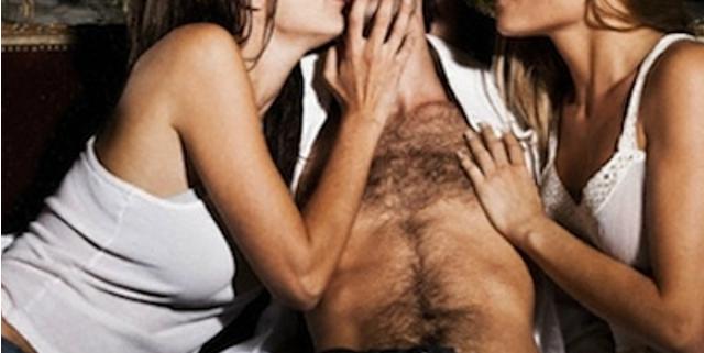 sesso a tre come farlo piacevole