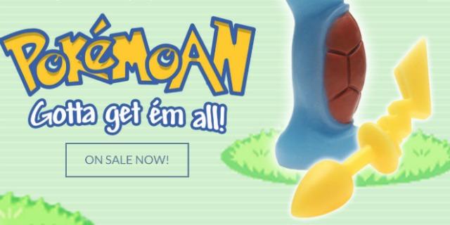 I Pokemon diventano sex toys: ecco costi e dove vengono venduti
