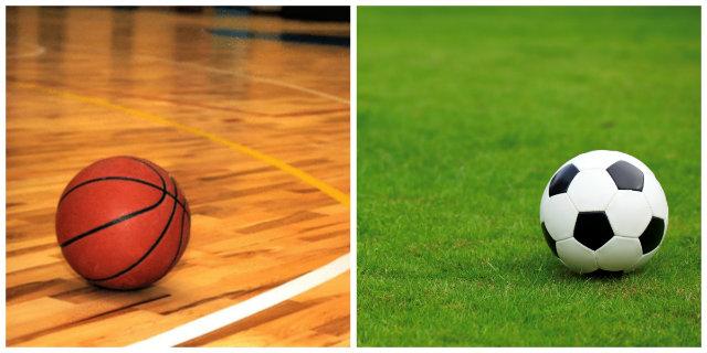 basket o calcio