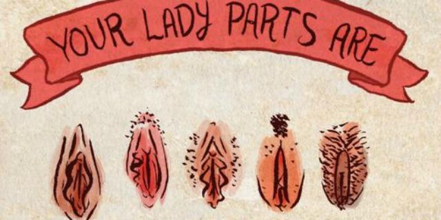 tipi di vagina