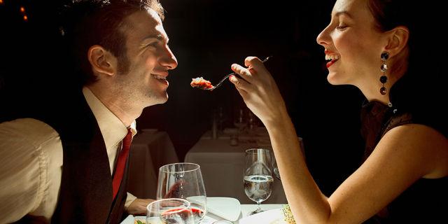 L'economia delle cene di coppia. E voi, che coppia siete?