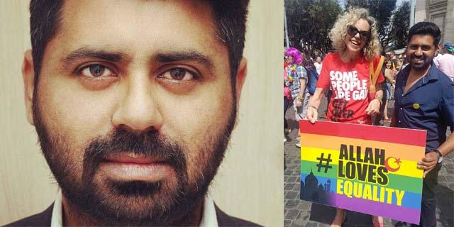 """""""Si può essere gay e musulmani: Allah ama l'uguaglianza"""""""