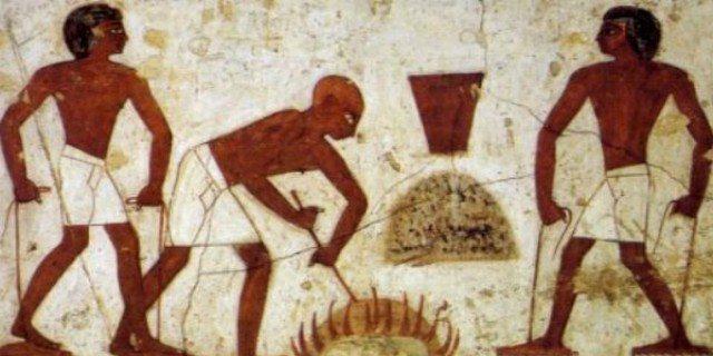 perizoma egitto antichità