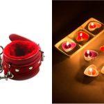 15 sexy regali di Natale per lui ispirati a 50 sfumature di rosso
