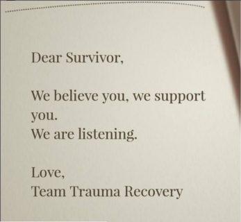 Le più belle lettere d'amore delle donne per le sopravvissute allo stupro