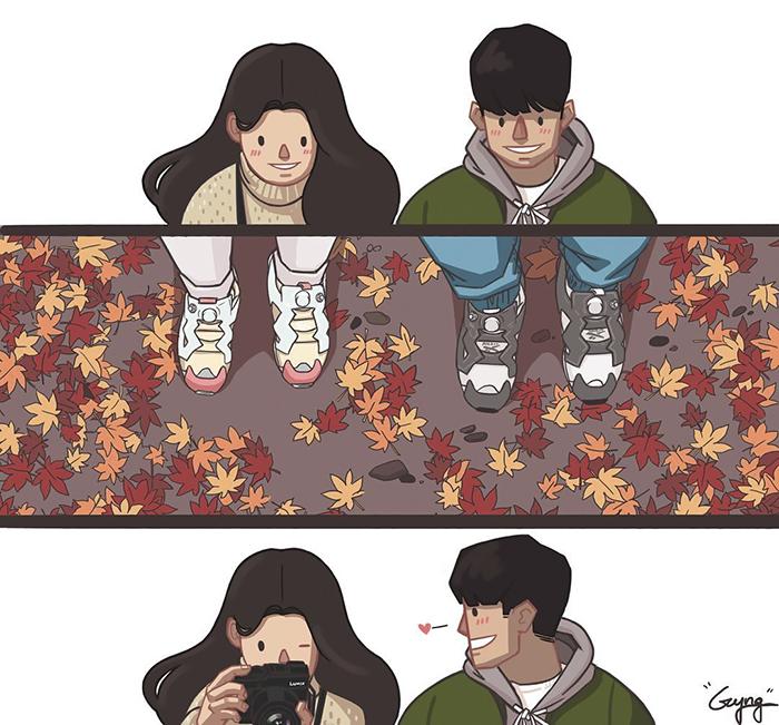 Il vero amore è... 23 illustrazioni lo spiegano meglio di mille parole